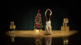 Emily Marie Belly Dance Song Ana Bastanak By  Tony Mouzayek
