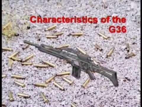 HK G36 Instruction video - Part 1