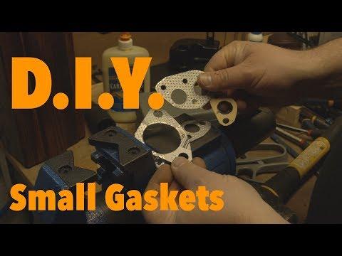 DIY Gasket Making