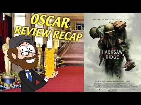 Hacksaw Ridge - Oscar Review Recap