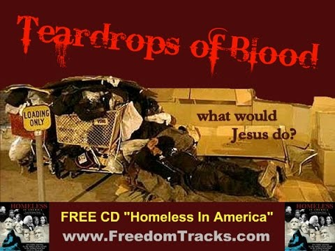 TEARDROPS OF BLOOD - Nashville Session Players - Free CD - www.FreedomTracks.com