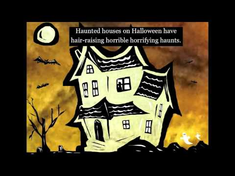 FUNNY HALLOWEEN Tongue Twisters For Kids