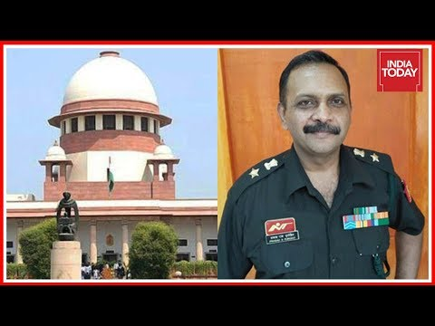 SC To Lt Col Purohit: Can't Quash Malegaon Blast Charges Now