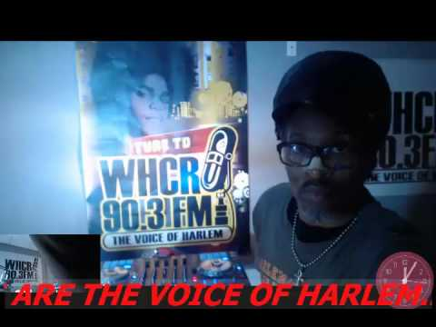 WHCR FM 3.3.16 HARLEM DANCE PARTY