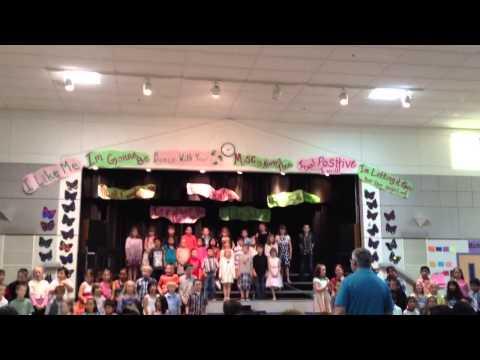 Kelly Creek Elementary School concert April 2013