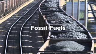 FOSSIL FUELS AND THE USES...