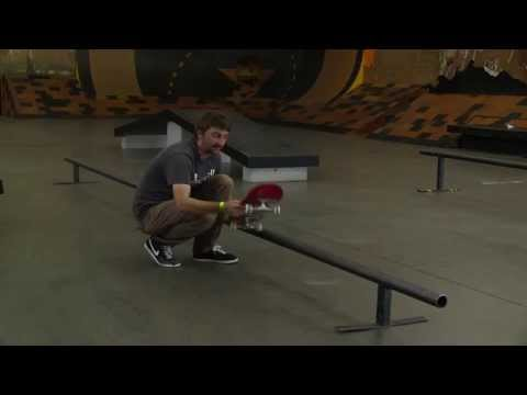 HOW TO BACKSIDE FEEBLE GRIND THE EASIEST WAY TUTORIAL!