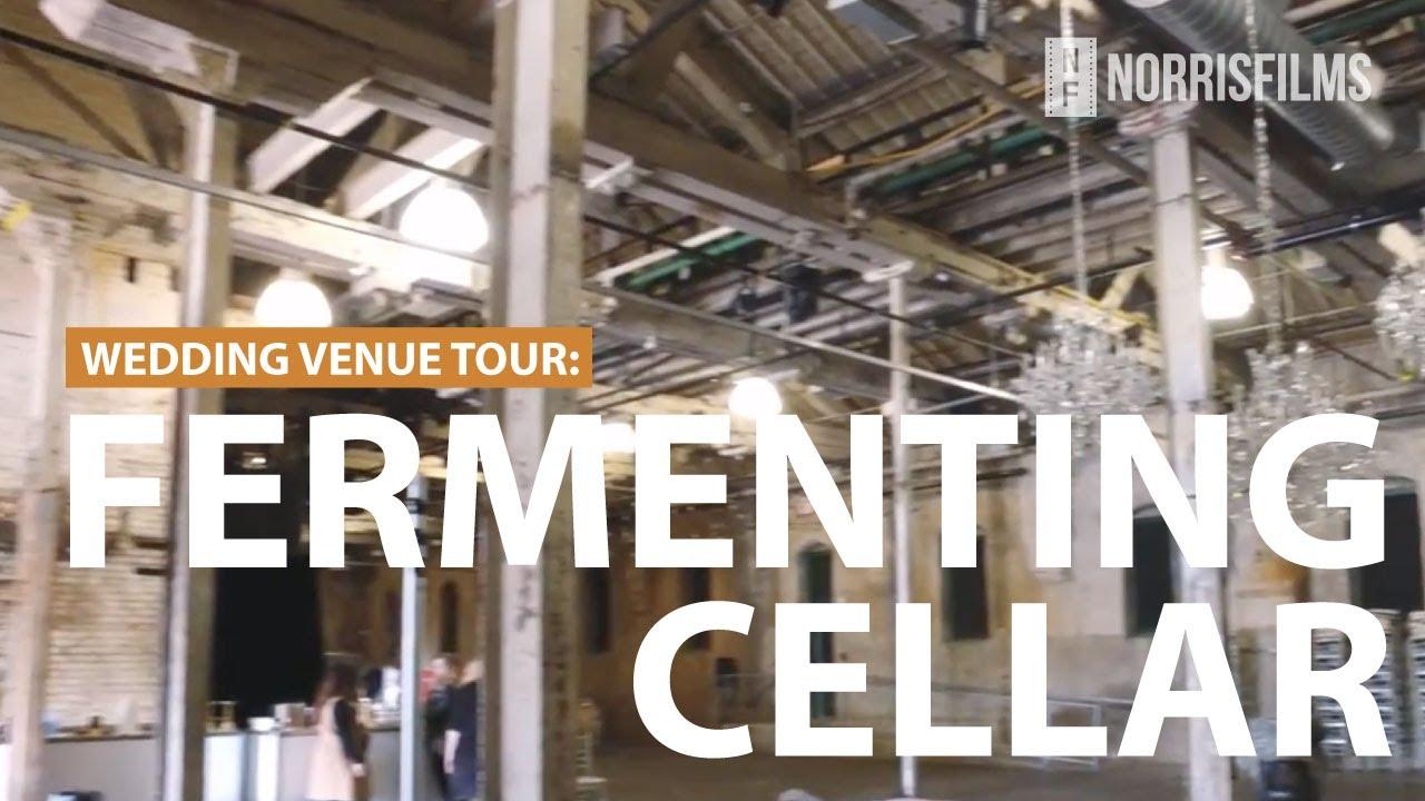 Fermenting Cellar - Toronto // Wedding Tour Walk-Through 2017 & Fermenting Cellar - Toronto // Wedding Tour Walk-Through 2017 - YouTube