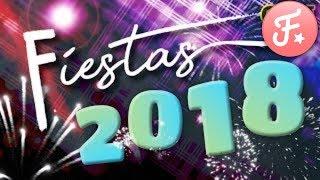 Enganchados de Cumbia - Grandes Exitos - Fiesta Fiesta 2018