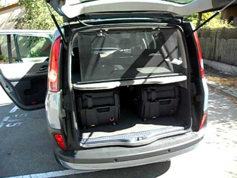 renault espace iv 2litres 150 cv youtube. Black Bedroom Furniture Sets. Home Design Ideas