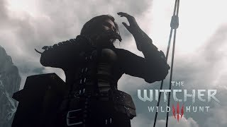 The Witcher 3 Mods #37 Triss outfit from Witcher 2 & Improved Particle Systems
