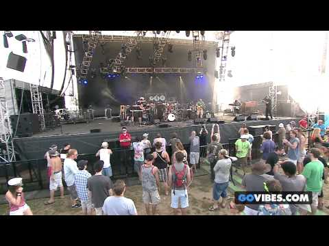 """Cosmic Dust Bunnies perform """"Jay in My Life"""" at Gathering of the Vibes Music Festival 2014"""