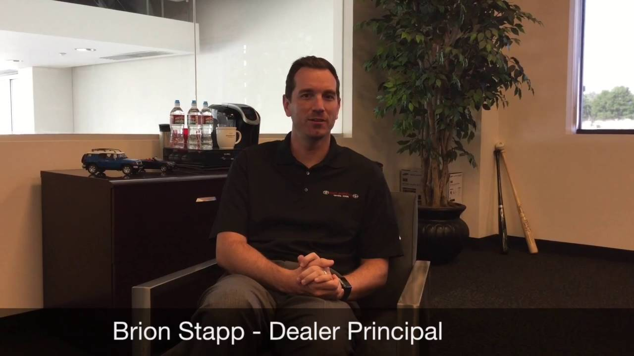 Welcome to stapp interstate toyota