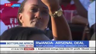 No one knows how much Rwanda is giving to Arsenal team