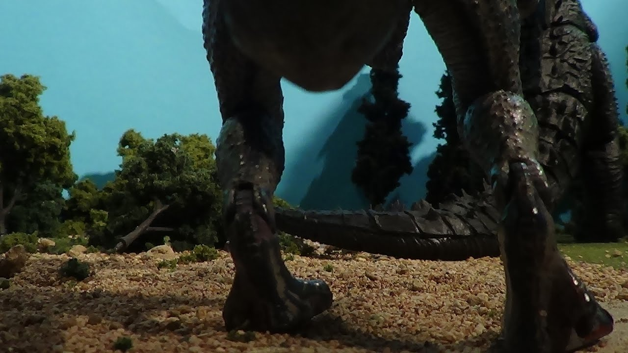 Godzilla 2014 vs. Godzilla 1998 - YouTube