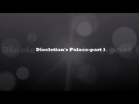 Diocletian's Palace  part-1