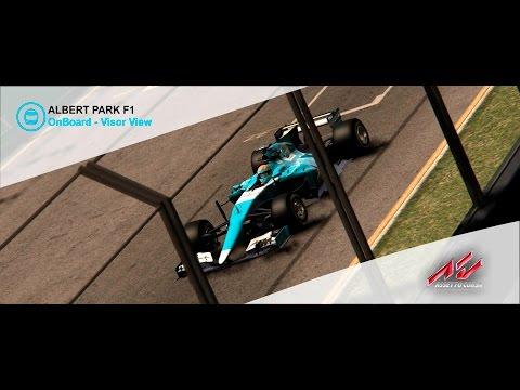 Volta Virtual em Albert Park, Circuito da Formula 1