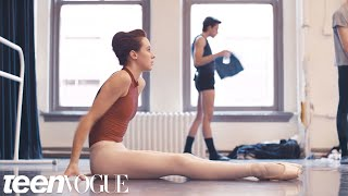 Behind the Scenes at an ABT Studio Company Rehearsal | Teen Vogue