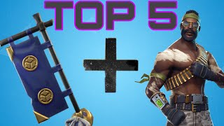 FORTNITE | TOP 5 BEST OUTFIT COMBOS | OF ALL TIME |