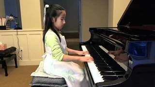 Kuhlau, Sonatina in C, Op.55 No.1, 2nd movement