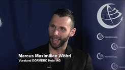 ITB Interviews 2017 - Marcus Maximilian Wöhrl von den Dormero Hotels