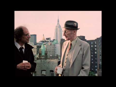Burroughs: The Movie Q&A at The Photographers' Gallery