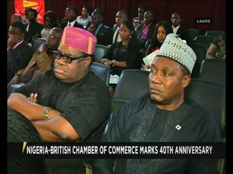 Nigeria-British Chamber of Commerce marks 40th anniversary