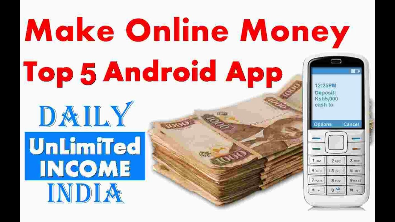 Best way to make money from android app