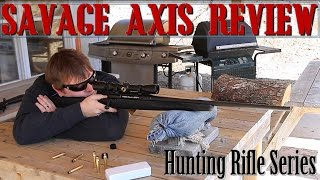 Savage Axis Review Hunting Gun Series