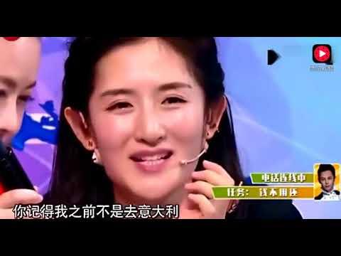 谢娜节目连线坑何炅,何炅的回答太高情商了,不愧是何老师!