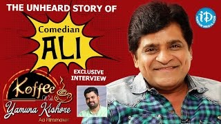 The Unheard Story Of Comedian Ali || Exclusive ...