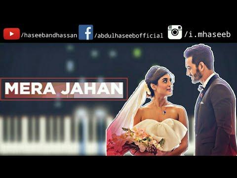 How To Play Mera Jahan On Piano -  Mera Jahan Gajendra Verma Piano Tutorial & Piano Lesson