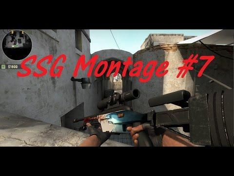 CS:GO SSG 08 Match Making Montage #7