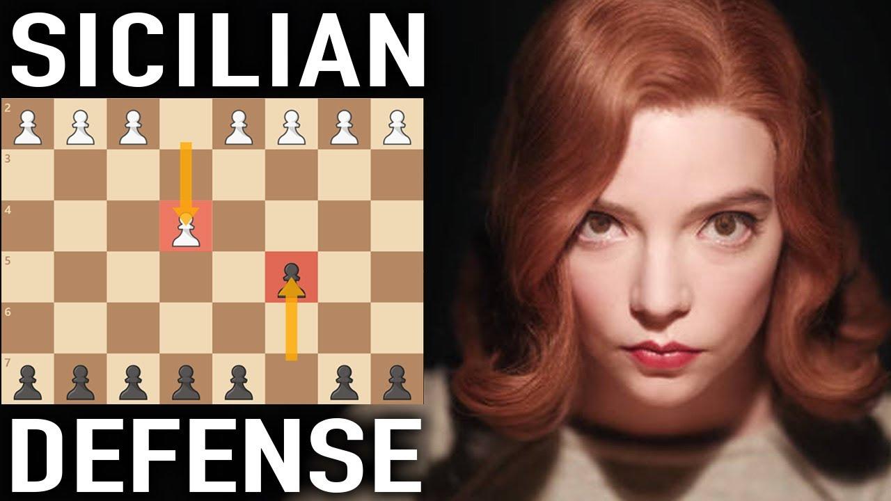 Download Play the Sicilian Defense like Beth Harmon