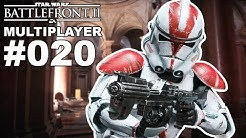 STAR WARS BATTLEFRONT 2 MULTIPLAYER #020 Clone Wars Gefecht auf Naboo [Deutsch]