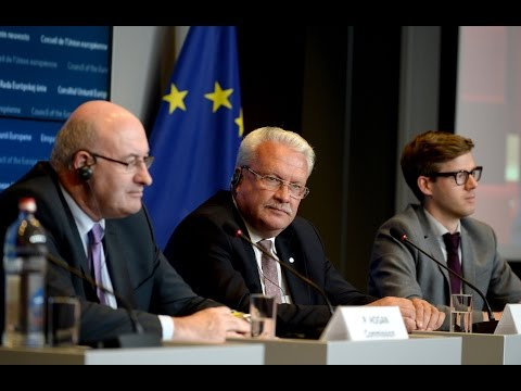 Press conference by Jānis Dūklavs following Agriculture and Fisheries Council, 16 June