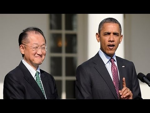 Can Jim Yong Kim Make a Difference at the World Bank?