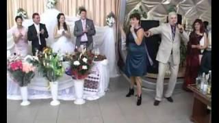Лучший тост на свадьбе от родителей :)