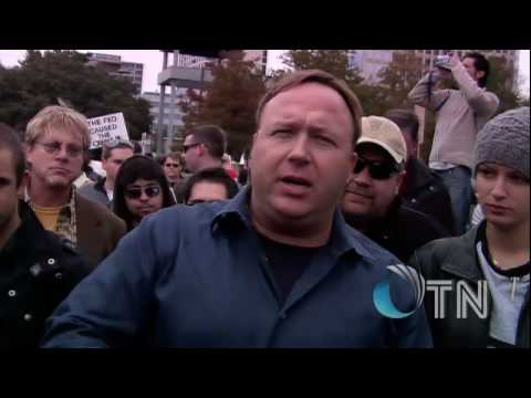 Alex Jones End the Fed OTN Interview