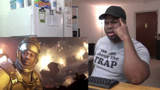 Official Call of Duty®: Infinite Warfare Reveal Trailer REACTION!!!