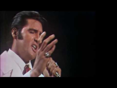 If I Can Dream - Elvis Presley with the Royal Philharmonic Orchestra  [ CC ]