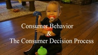 Consumer Behavior & The Consumer Decision Making Process