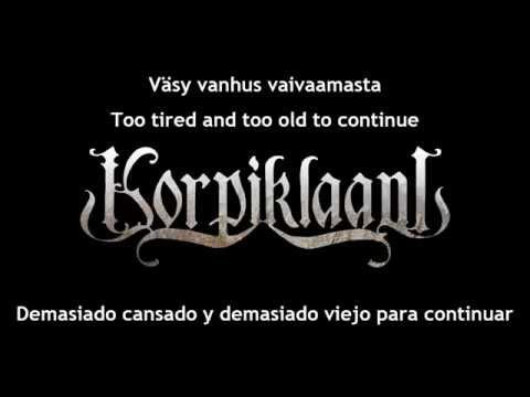 Korpiklaani - Vesilahden Veräjillä [Subs Español + English lyrics]