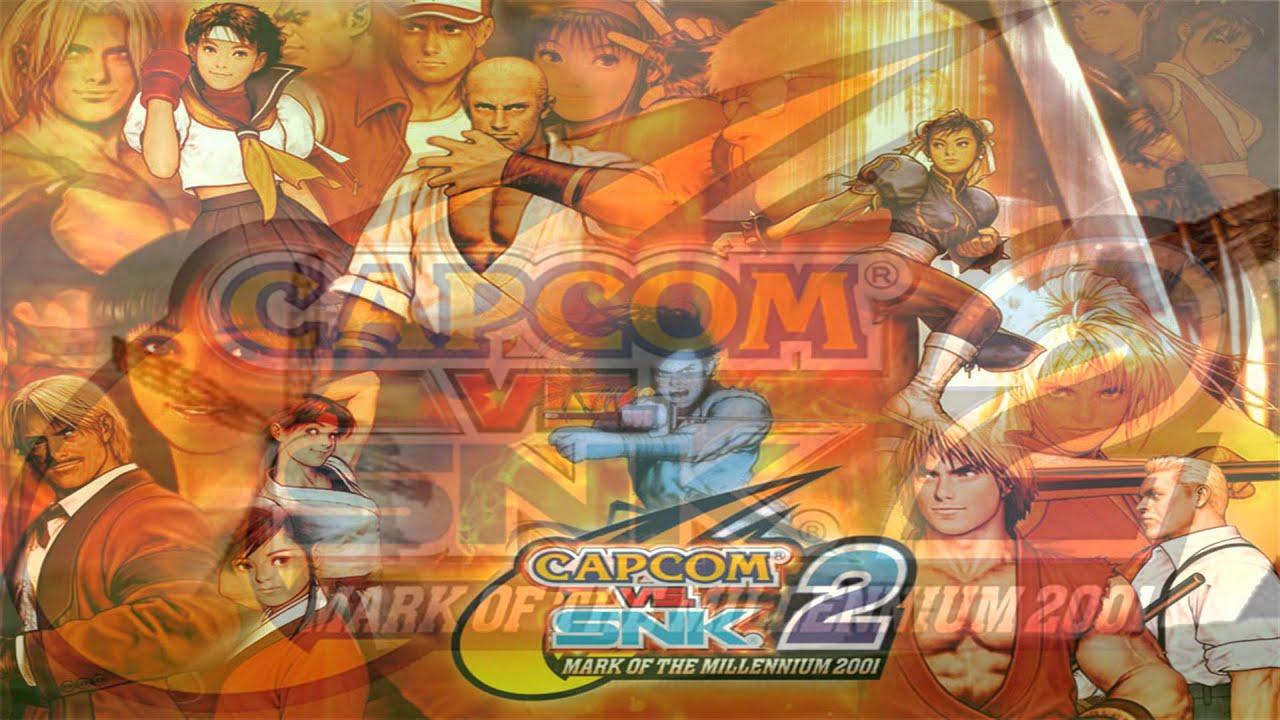 Capcom Vs Snk 2 Fight With The Wind Kinderijk Youtube