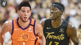 Phoenix Suns vs Toronto Raptors - Full Game Highlights   February 21, 2020   2019-20 NBA Season