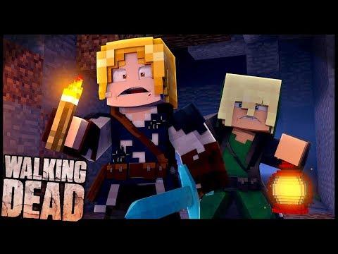 CAVAMOS EMBAIXO DA NAVE, OLHA OQUE ENCONTRAMOS!! - Walking Dead #09