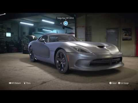 Need For Speed 2015 Every Car Fully Upgraded Statistics Fastest Car