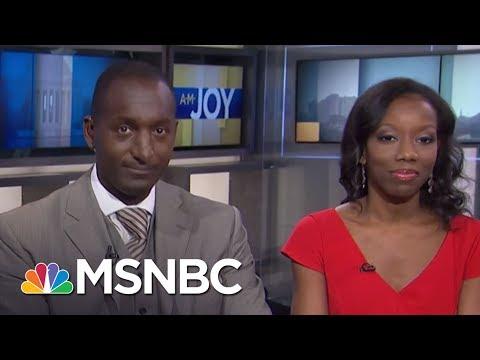 Omarosa Makes Her Comeback   AM Joy   MSNBC