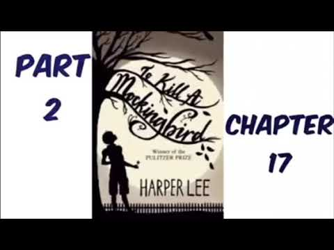 To Kill A Mockingbird By Harper Lee Part 2 Chapter 17 Audiobook Read Aloud