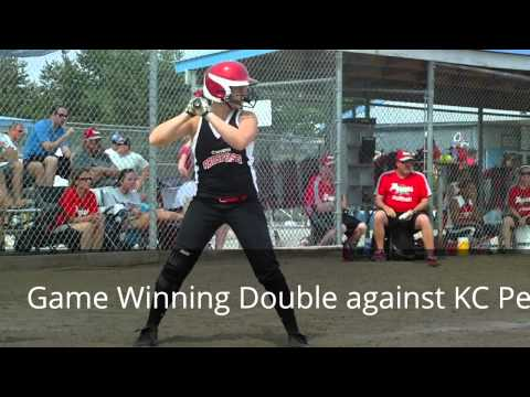 Lindsey Dawson Softball